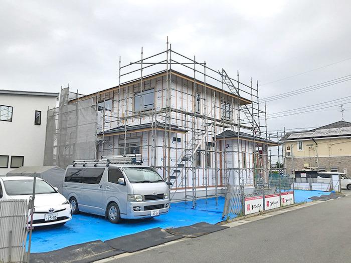 ヤマックスyamax新築熊本炭の家MD邸上棟式1.jpg