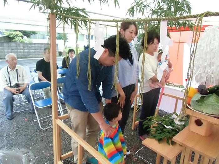 ヤマックスyamax炭の家新築熊本市南区田迎Y邸地鎮祭2.jpg