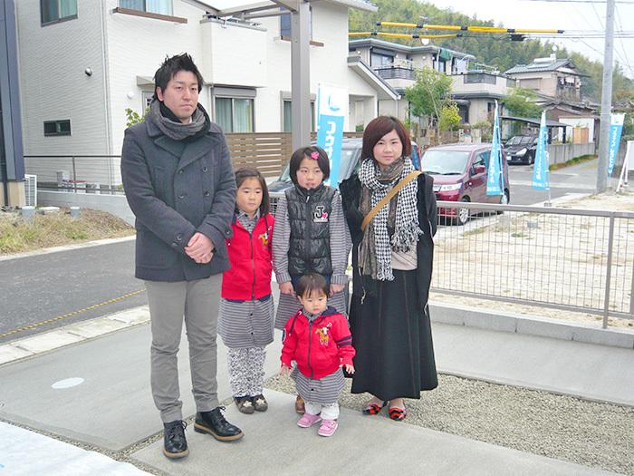 熊本市東区小山U様邸お引き渡し式1.jpg