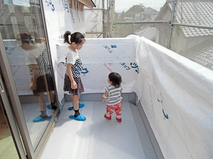 熊本市東区小山U様邸上棟式4広々バルコニー.jpg